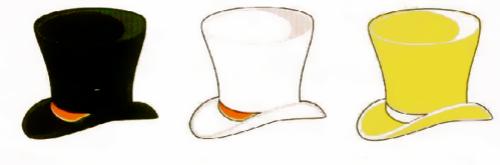 Existen seis sombreros imaginarios fcba51d27c3