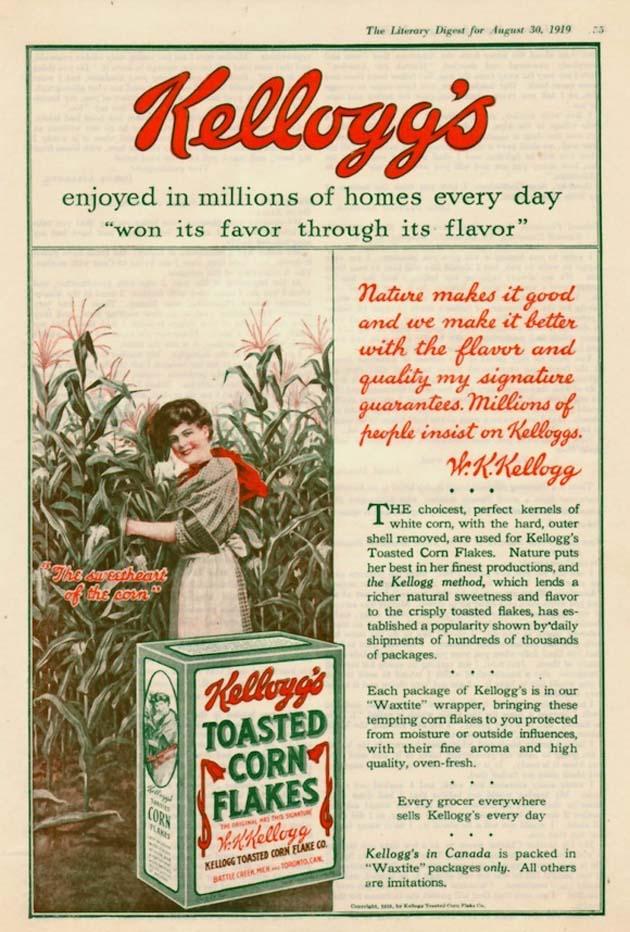 Resultado de imagen para publicidad vintage